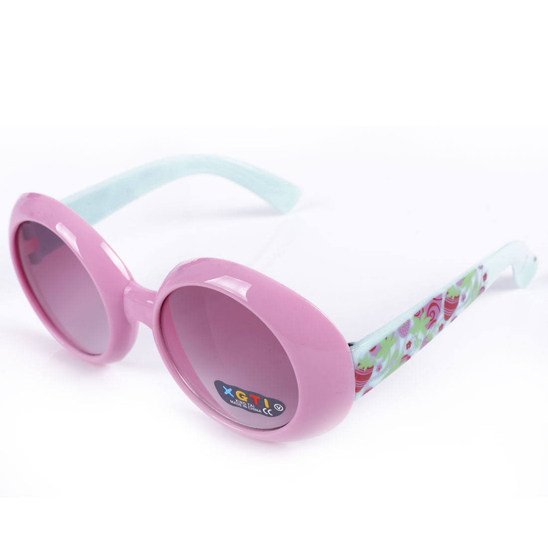 Mauvelous Plastic Full Frame Single Bridge Sunglasses for Children