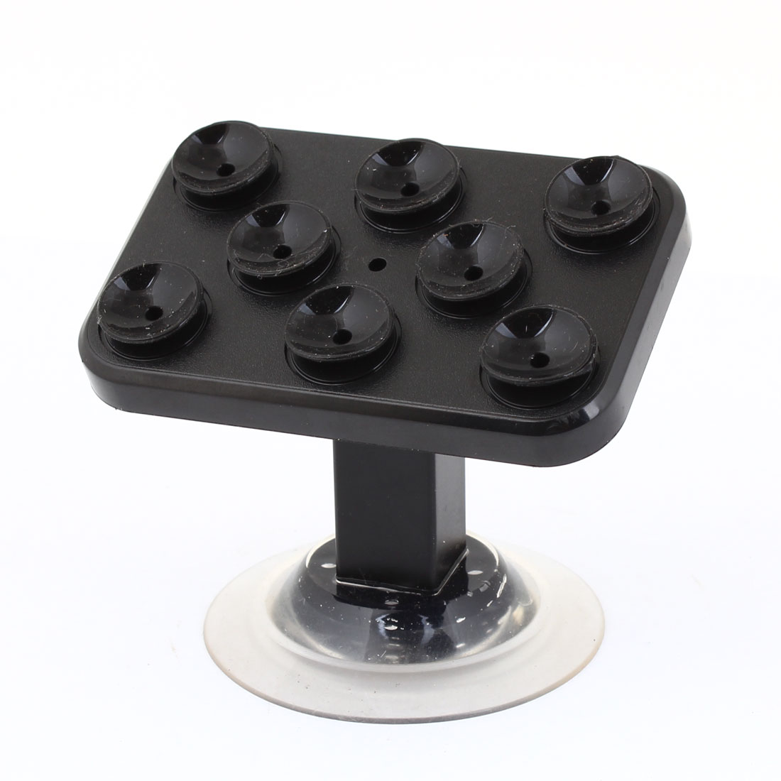 Black 360 Degrees Rotating Automobile Desktop Bracket Holder for Car