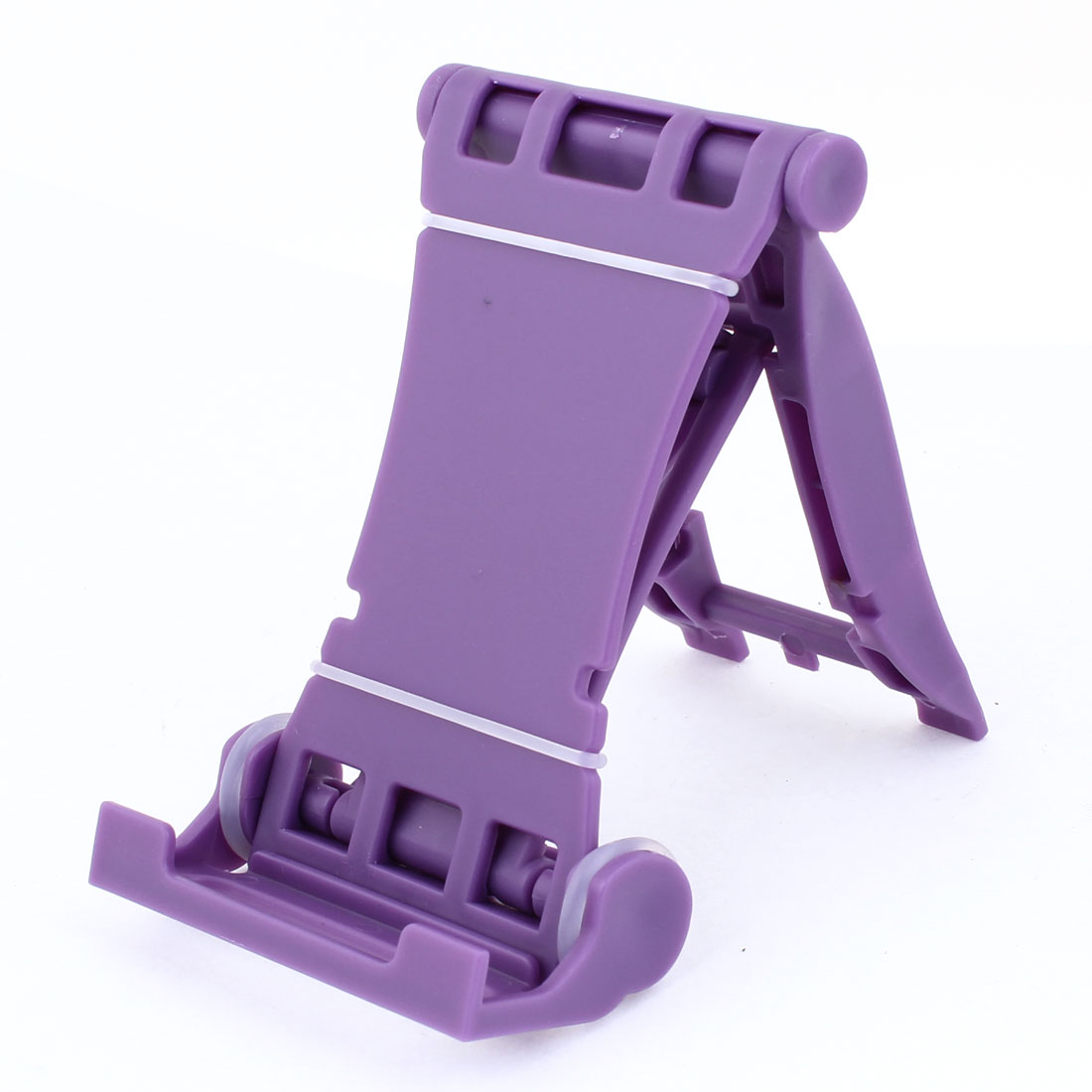 Universal Plastic Adjustable Smartphone Phone Holder Purple for Car