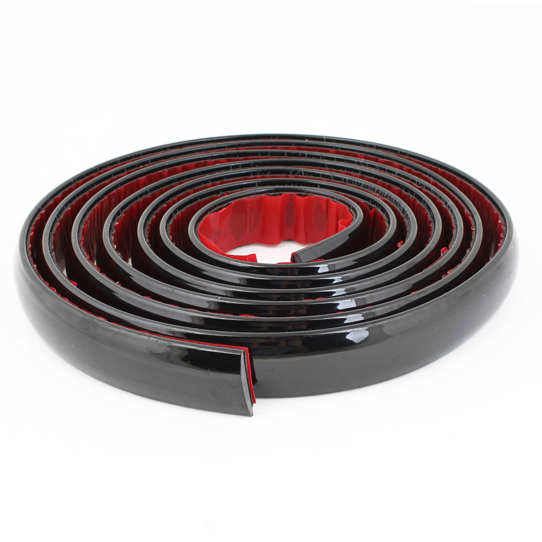 3 Meters 26mm Wide Black Flexible Trim Strip Line for Vehicle Car
