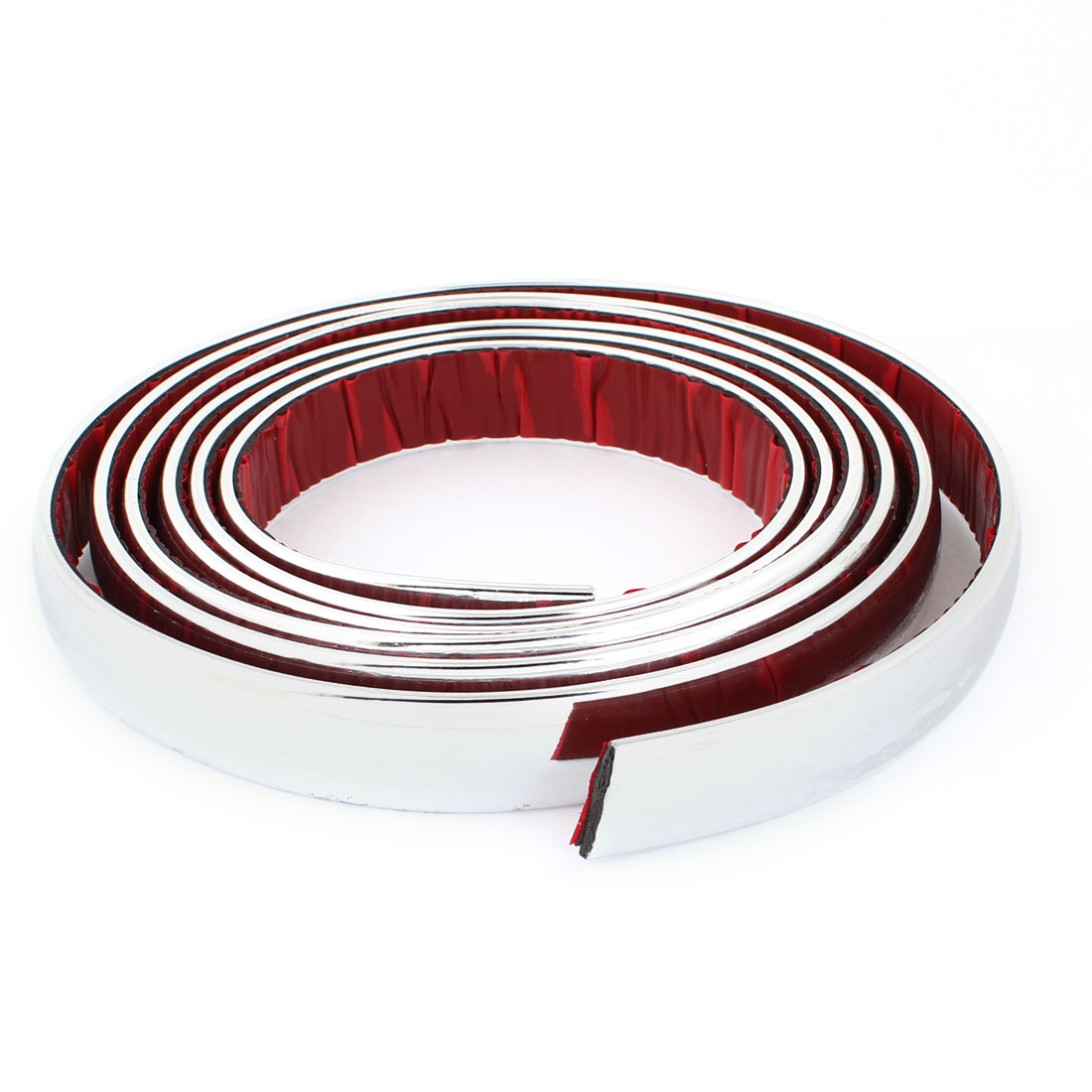 3 Meters 26m Wide Silver Tone Flexible Trim Strip Line for Car