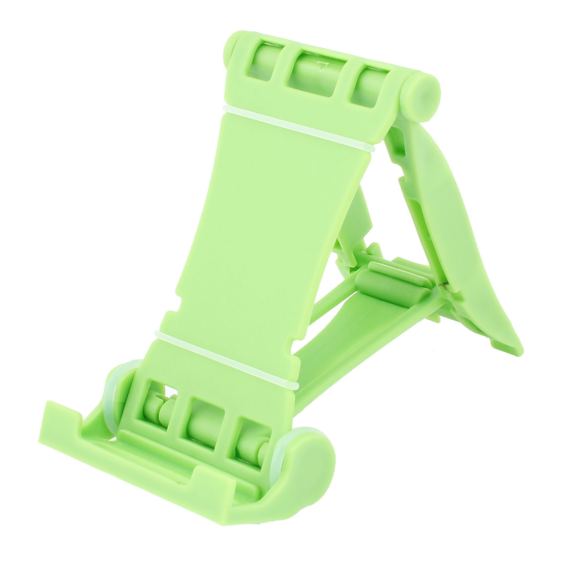 Green Plastic Folding Cell Phone iPhone Stand Holder for Auto