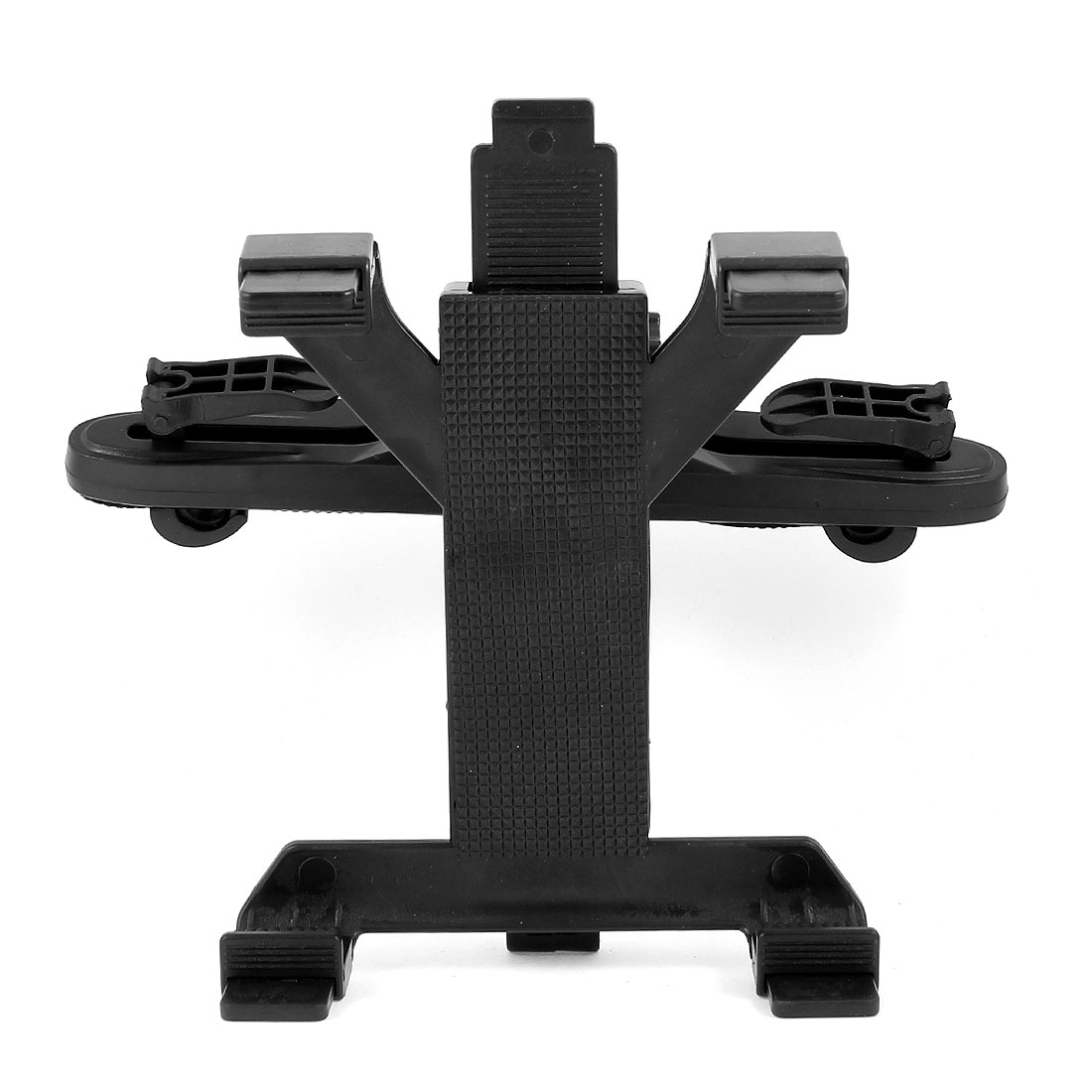 Black 360 Degree Rotation Car Backrest Mount Stand Holder Bracket for Tablet PC