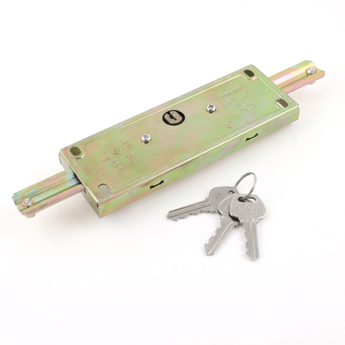 Vertical Keyway Rolling Shutter Door Lock for Store Warehouse Garage