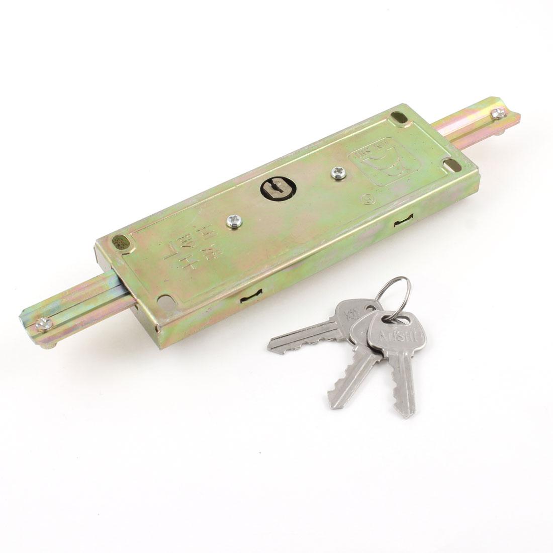 Vertical Keyway Rolling Shutter Door Lock for Store Warehouse Garage
