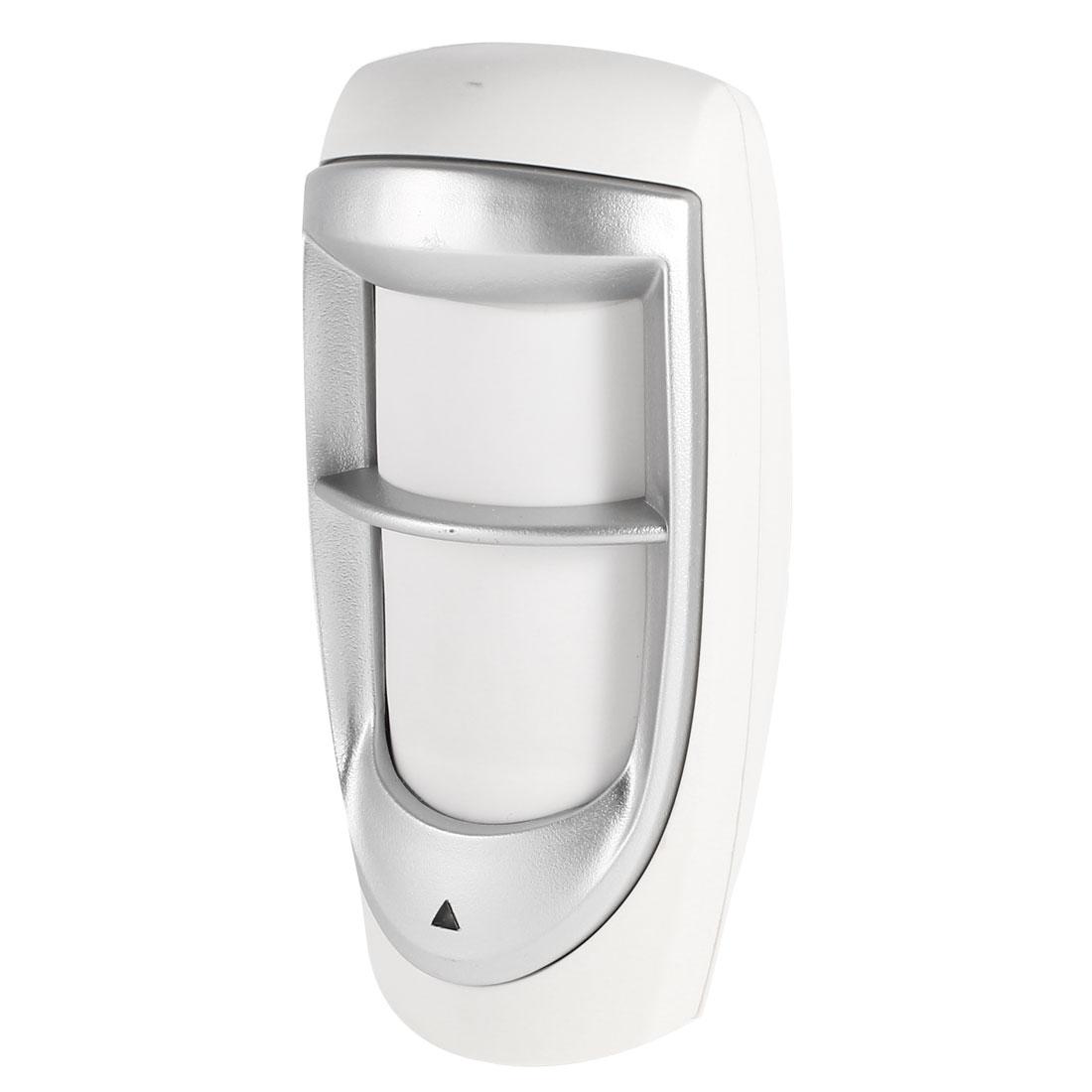 Outdoor Pet Immunity PIR Sensor Dual Element Infrared Motion Detector Alarm