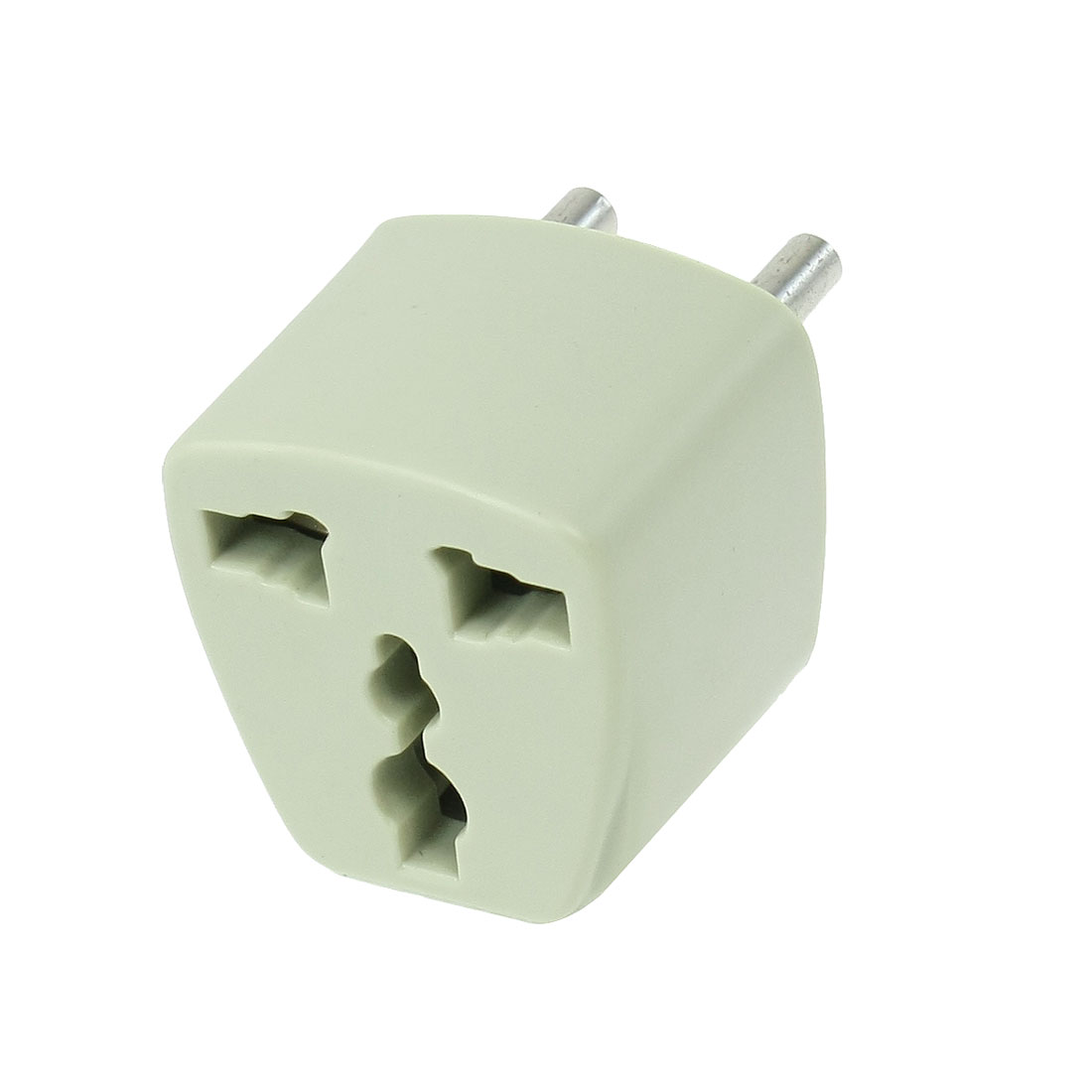 AU US UK to 2 Pin EU Travel Adapter Plug Power Converter 10A 250VAC