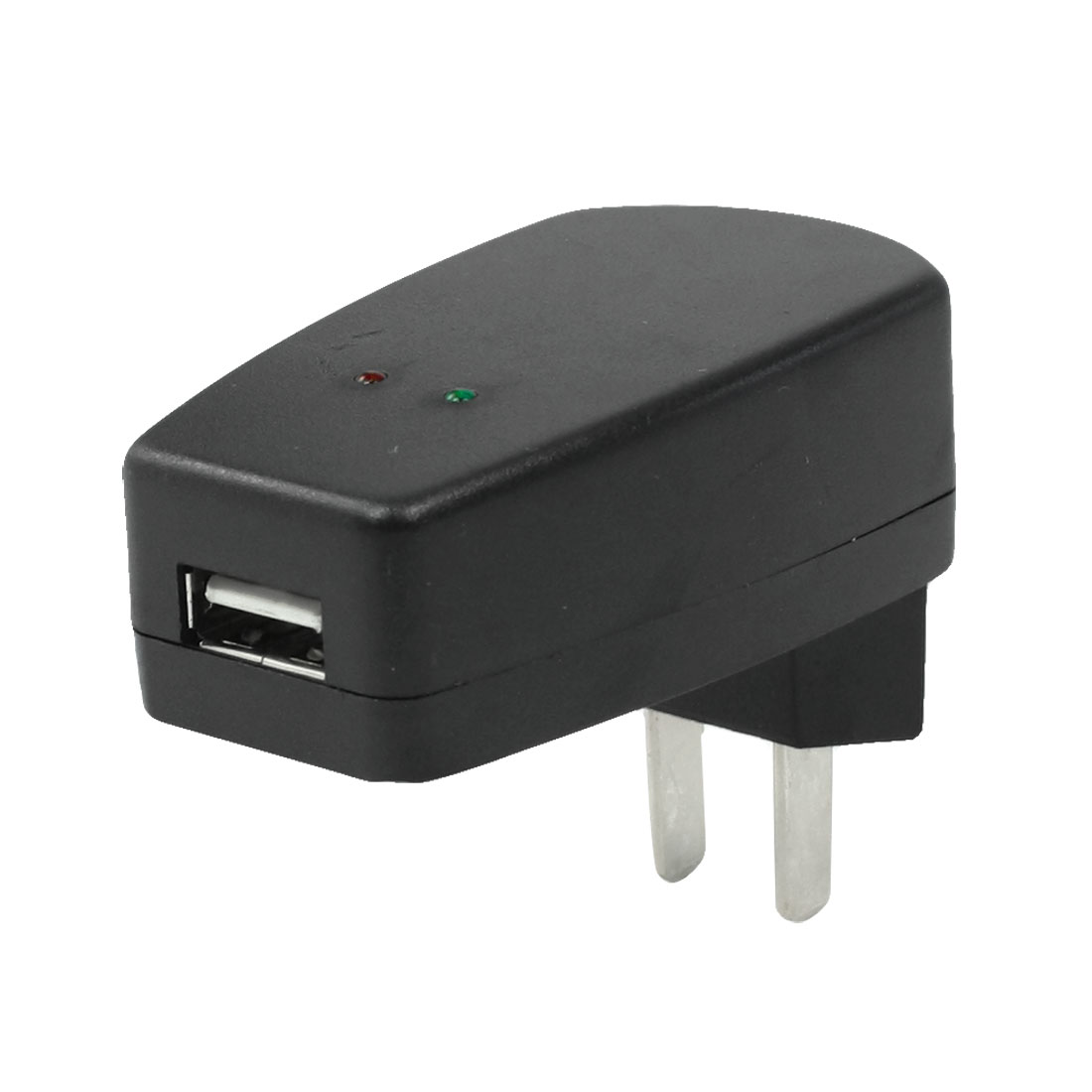 US Plug 100-240V AC/DC USB Connecting Power Charger Convertor