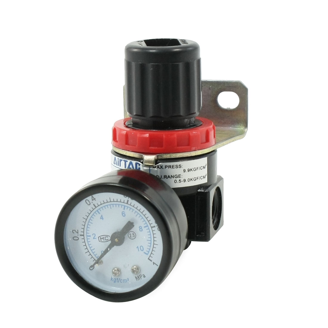 "AR2000 Model 1/4""PT Mounting Adjustable Pressure Pneumatic Regulator"