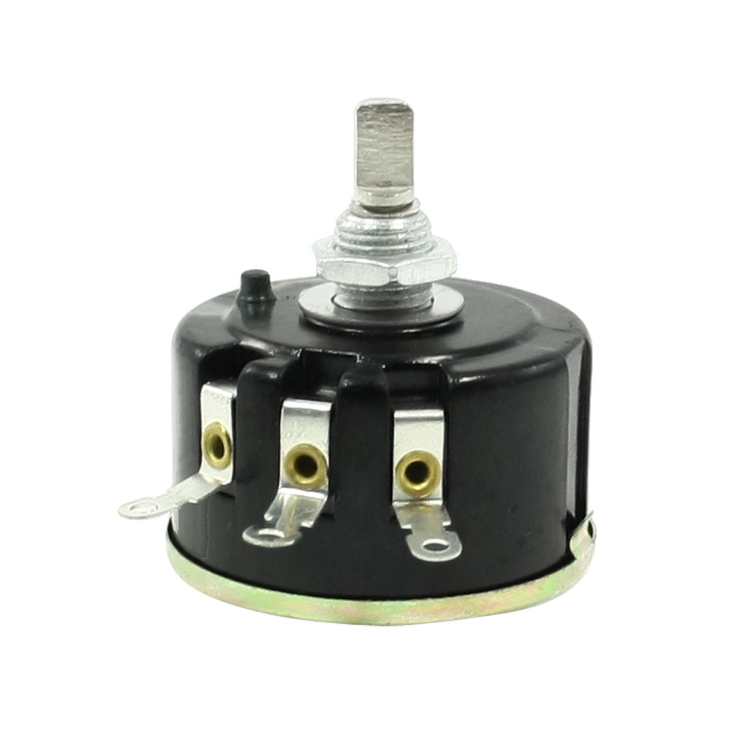 1K Ohm 5% Tolerance 6mm Shaft 3 Terminals WX112(050) Wirewound Potentiometer