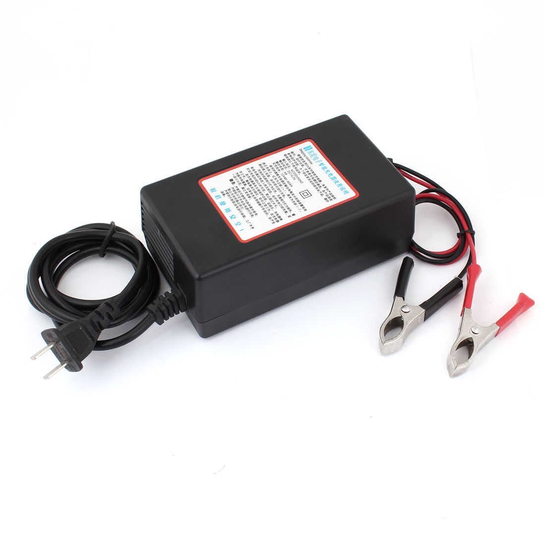 US Plug 12V 6A Car Batteries Intelligent Charging Lead-acid Battery Charger