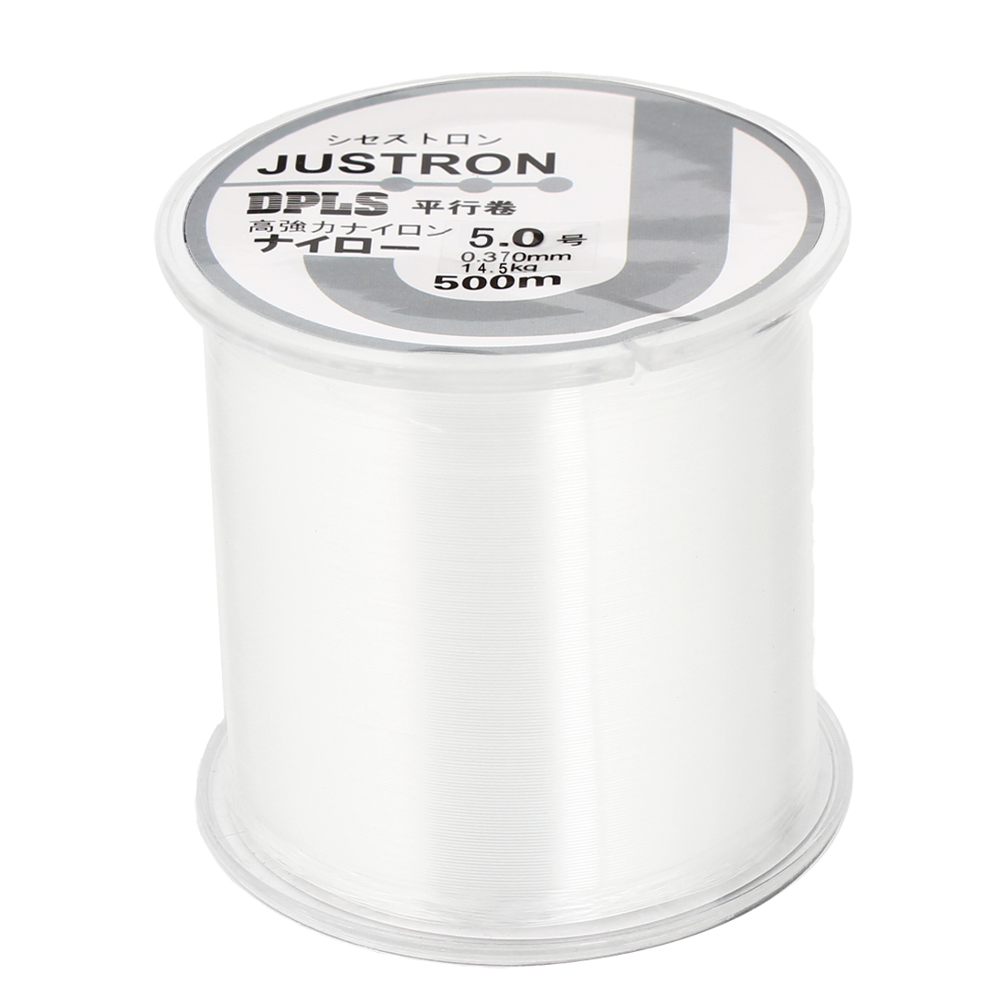 5.0# 0.370mm Diameter 500M Thread 14.5Kg 32 lb Fishing Line Spool Clear