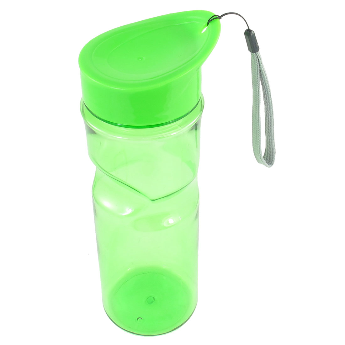 Detachable Green Plastic Lid Tea Water Container Drink Bottle Cup 500ml