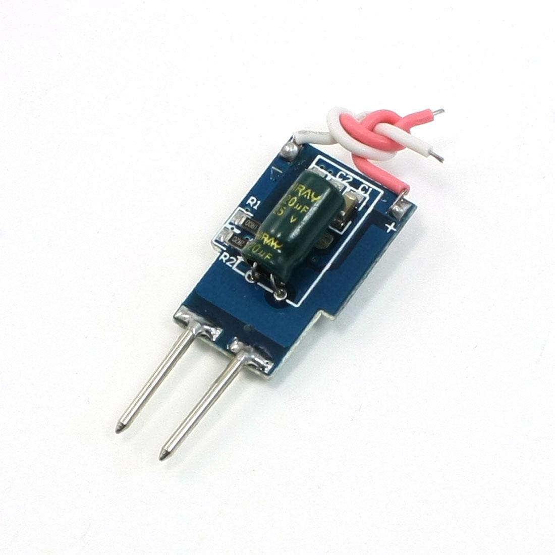 AC 110V-220V Input DC 8V-11V Output Power Supply Module for 4-7W LED Strip Light