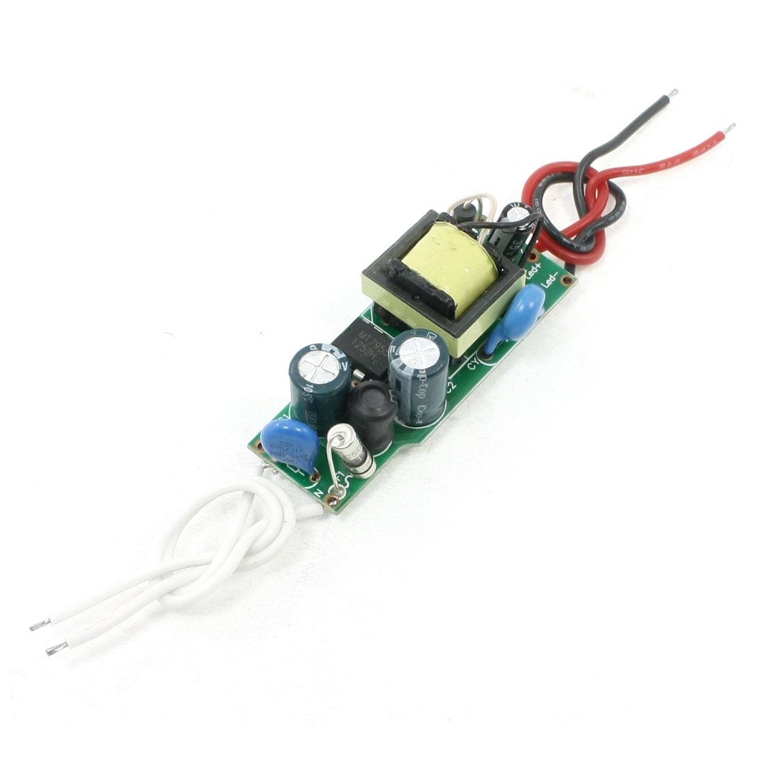 Power Supply Driver AC 85-265V DC 30-66V 300mA for 5-7x1W LED Light Lamp