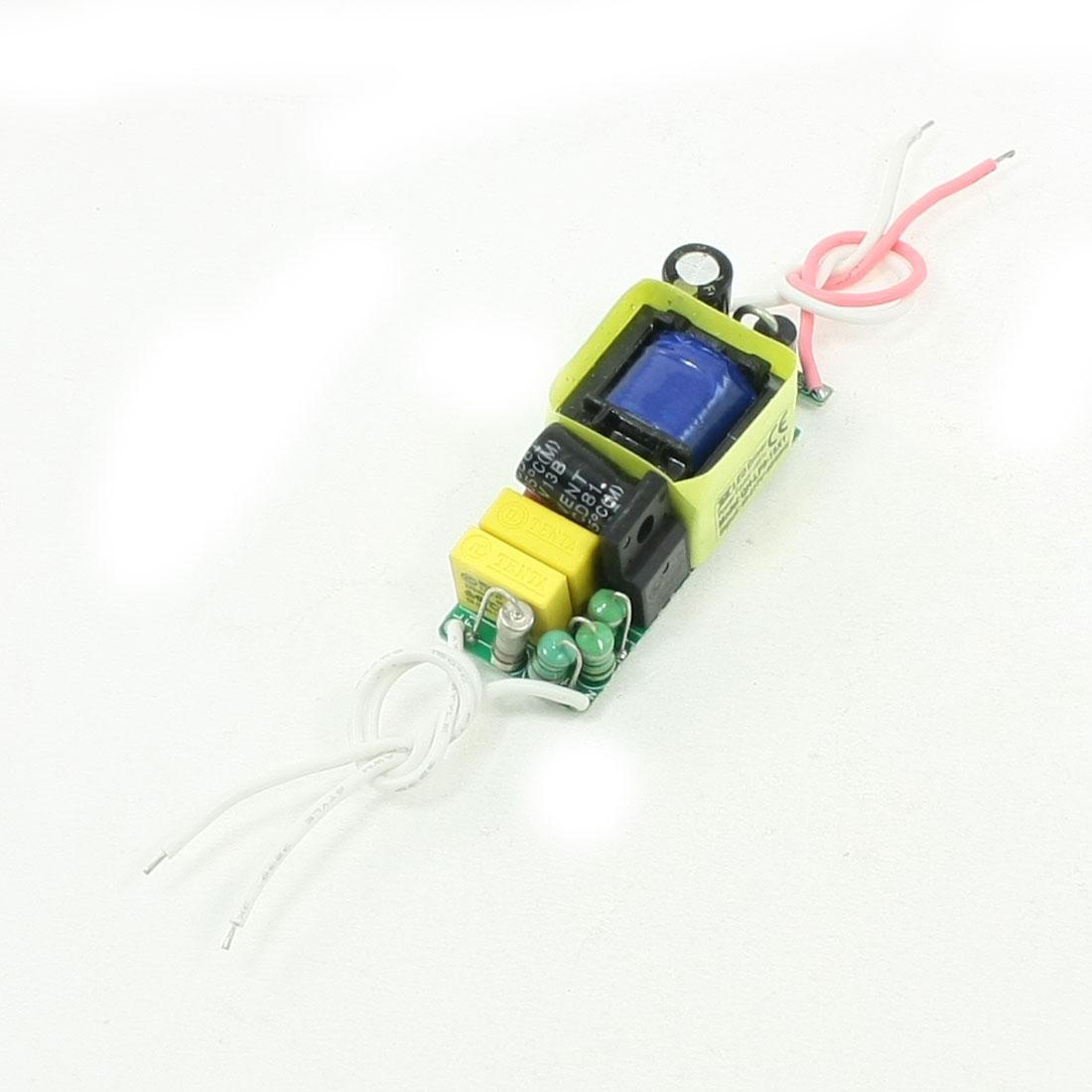 AC 110-220V DC 30-66V 300mA Power Supply Adapter for 11-18x1W LED Strip Light
