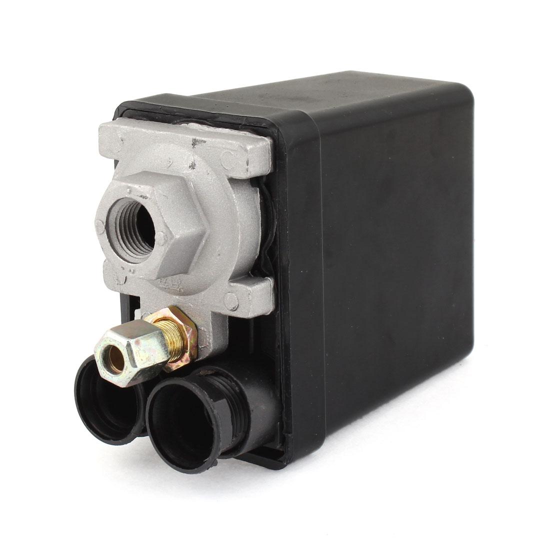 20A 175PSI 12Bar Single Port Pressure Switch Control Valve for Air Compressor