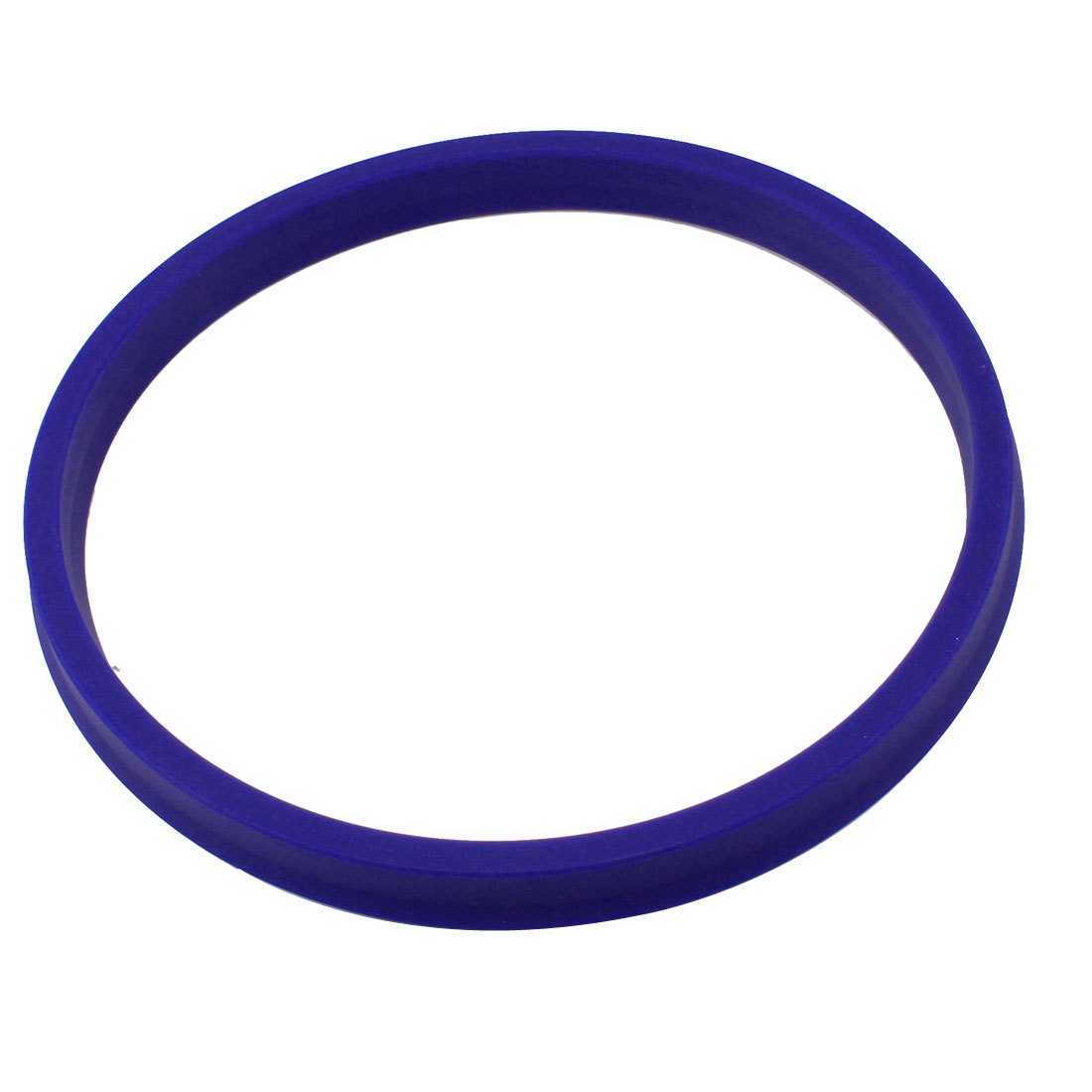 200mm x 184mm x 18mm PU Oil Seal Ring Gasket Blue for Pump Piston