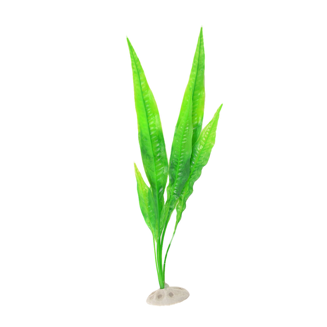 "16"" Height Aquascaping Emulational Water Plant Grass Green for Aquarium"