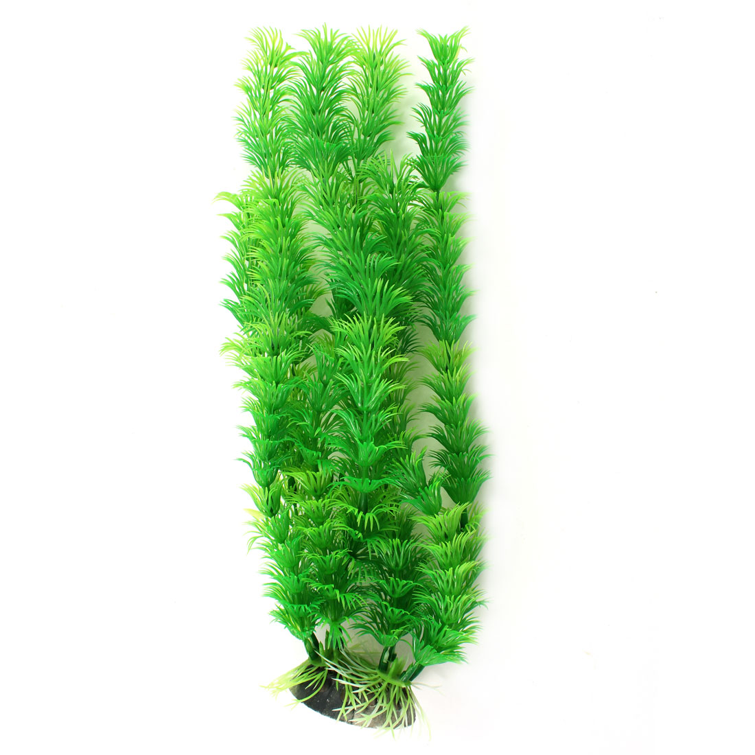"12.2"" High Fish Tank Decor Artificial Water Grass Plant Green"