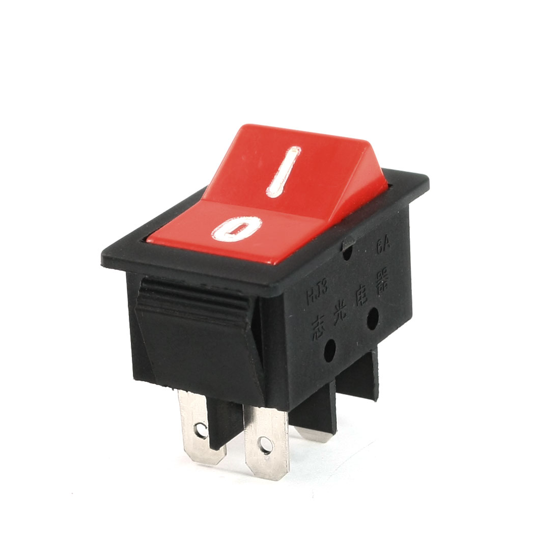 AC 250V/10A 125V/15A Double Pole Dual Throw On/Off Rocker Switch