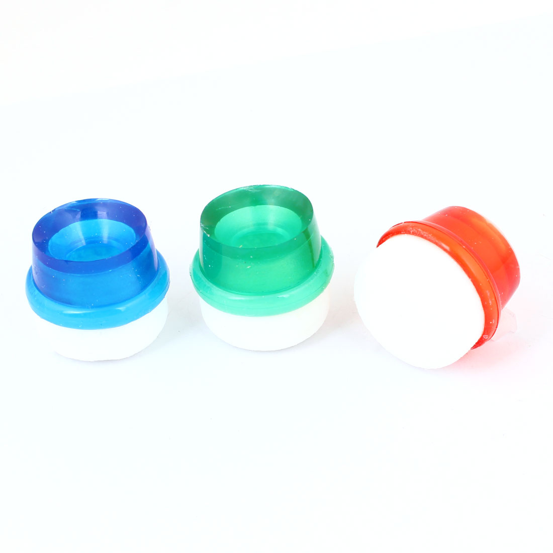 3 Pcs Soft Plastic Tap Water Purifier Filter Filtering