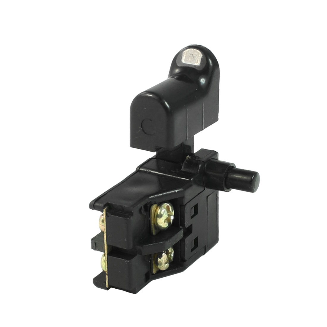 AC 250V/3A 125V/6A SPST Lock on Electric Tool Trigger Switch