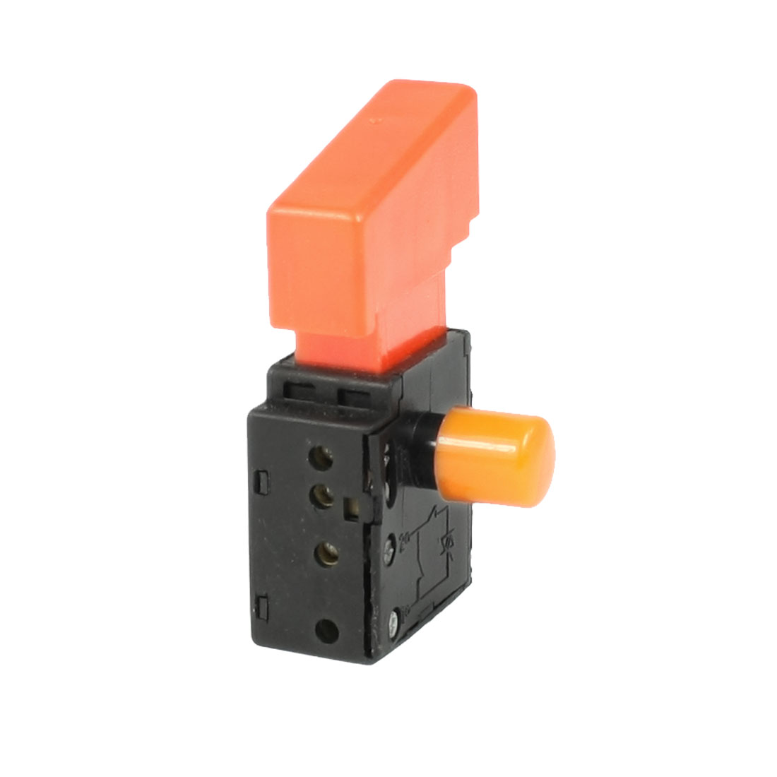 FA2-4/1BEK AC 250V 4A Lock on Electric Tool Trigger Switch