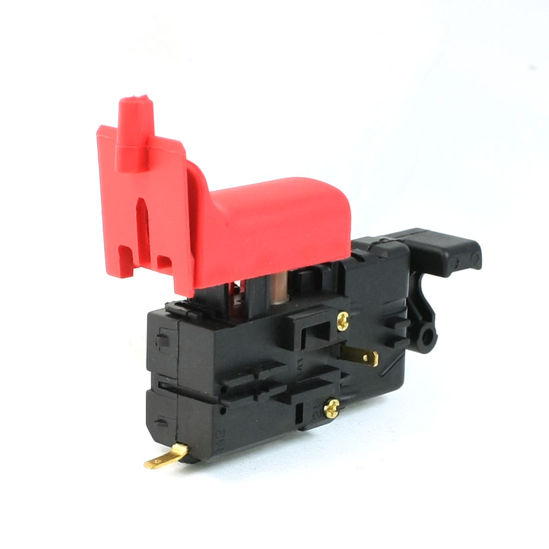 FA2-4/1BEK-5 AC 250V 6A SPST Manual Operation Lock on Electric Trigger Switch