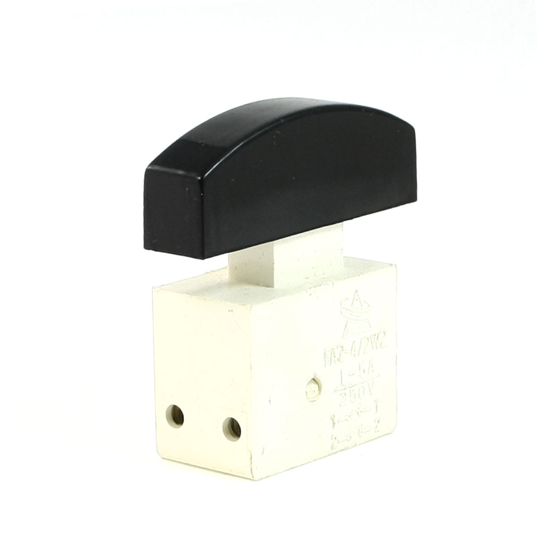 AC 250V 5A DPST Momentary Manual Trigger Switch for Dragon 19 Electric Drill