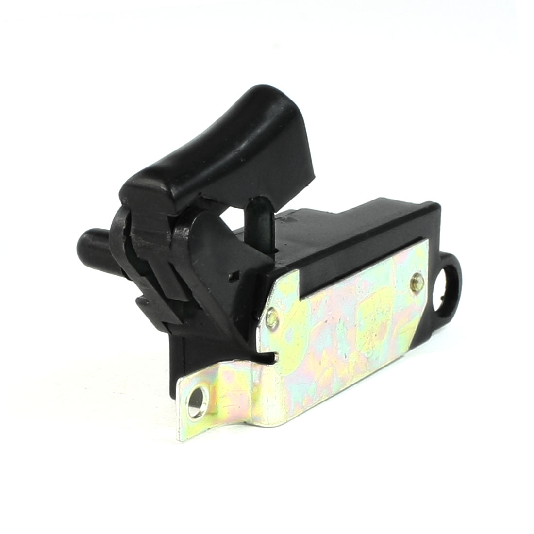 AC 250V 6A DPST NO Lock on Trigger Switch for Hitachi 150 Angle Grinder