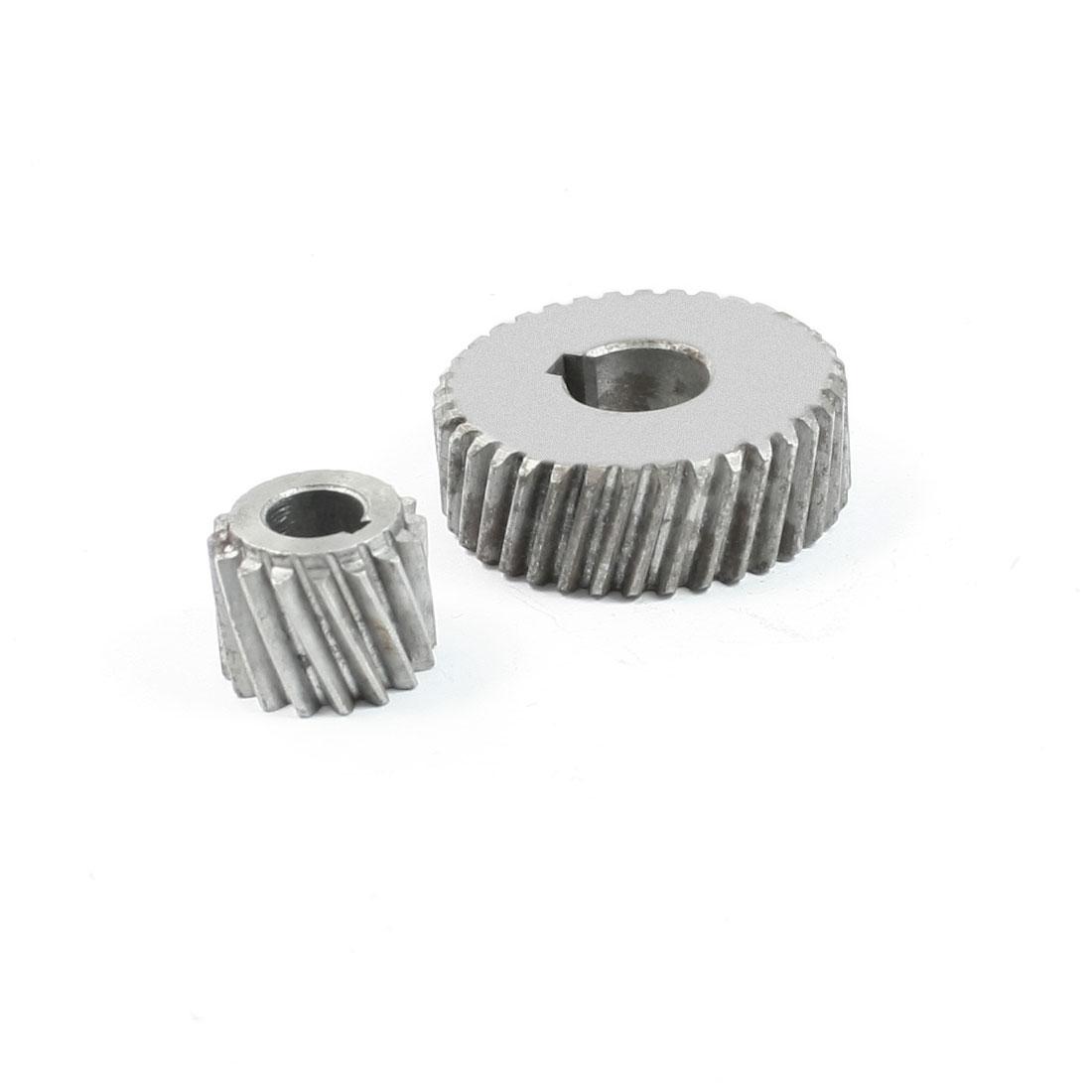 Repair Part Spiral Bevel Gear Pinion Set for Hitachi 4SB2 Marble Machine