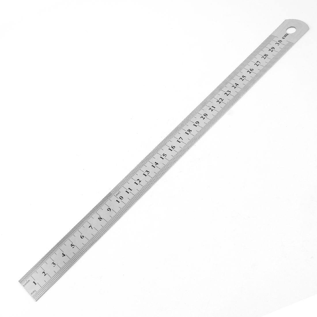 Schools Office 30cm Measurement Dual Sides Straight Rulers