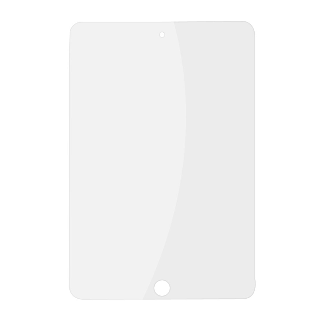 Clear LCD Screen Guard Film Protector for Apple iPad Mini