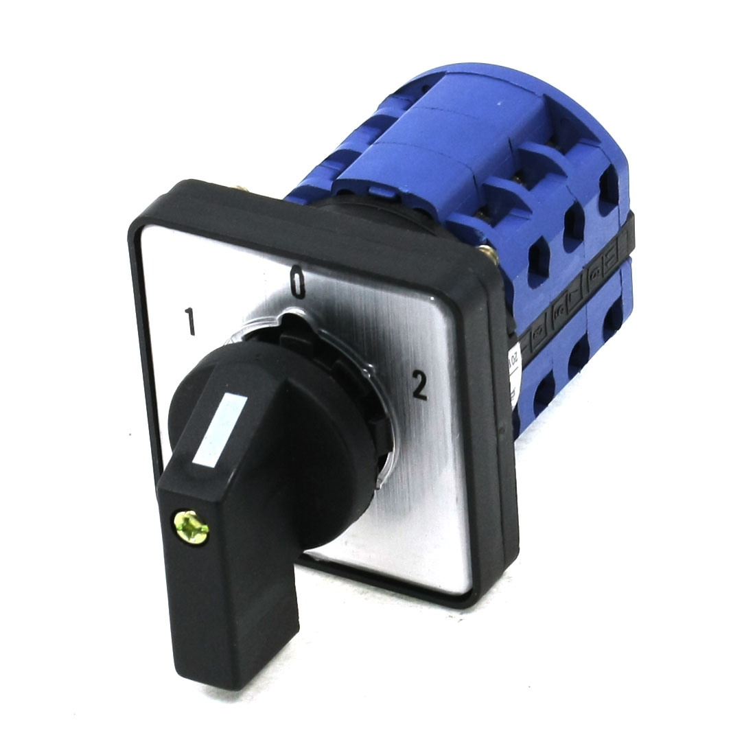 1.8A/380V 0.2A/220V 16A/380V ON/OFF/ON Rotary Cam 3 Position Combination Switch