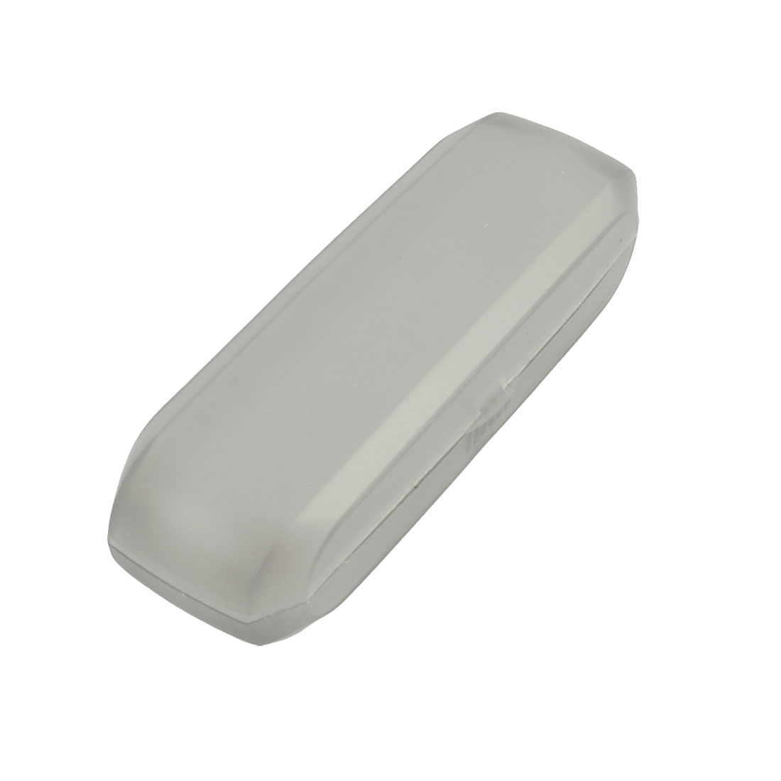 Portable Clear Gray Sunglass Reading Glasses Eyeglass Case Box