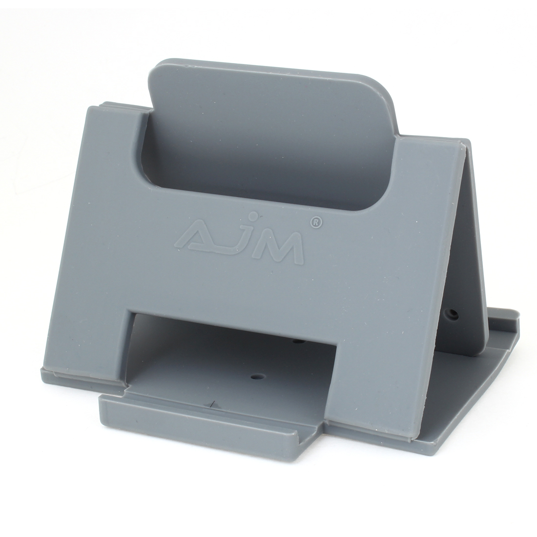 Gray Silicone Phone Smartphone Tablet PC Support Holder for Car