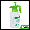 Green Nonslip Handle Plastic Sprayer Bottle Garden Tool 2.0 Liter