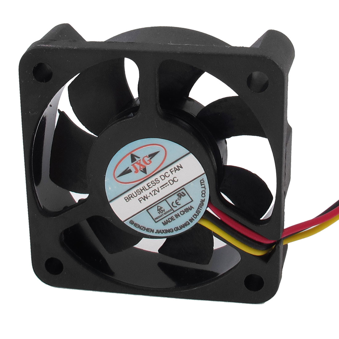 50mm x 10mm 12V DC Brushless Computer Cooling Fan