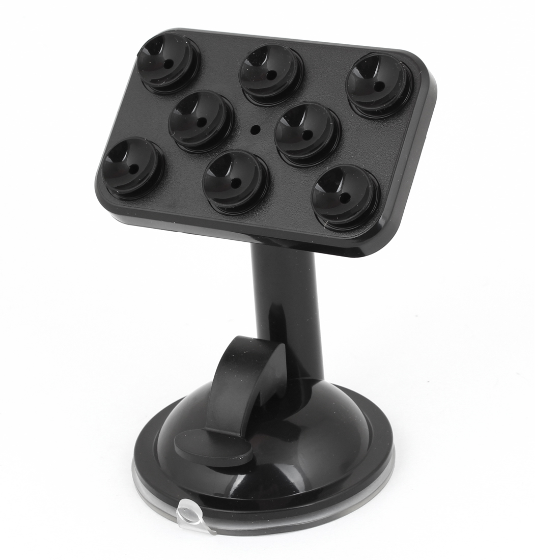 Car Vehicle Black Adjustable Mobile Phone MP4 MP3 Sucker Holder Stand