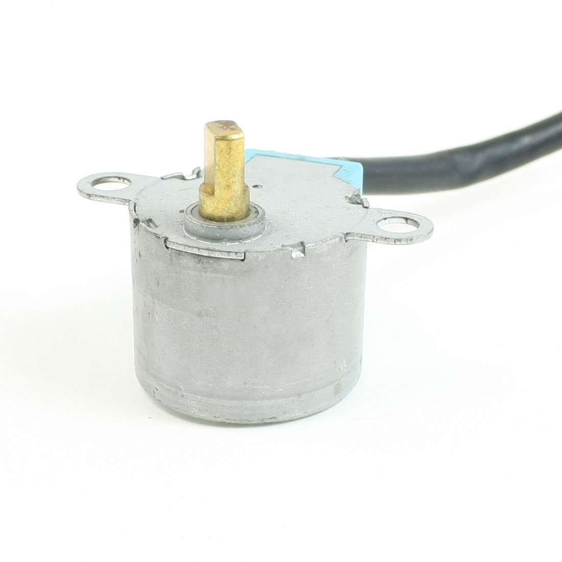 DC 12V 24RPM 50Hz CW/CCW 5mm Shaft Conditioner Fan Synchronous Motor