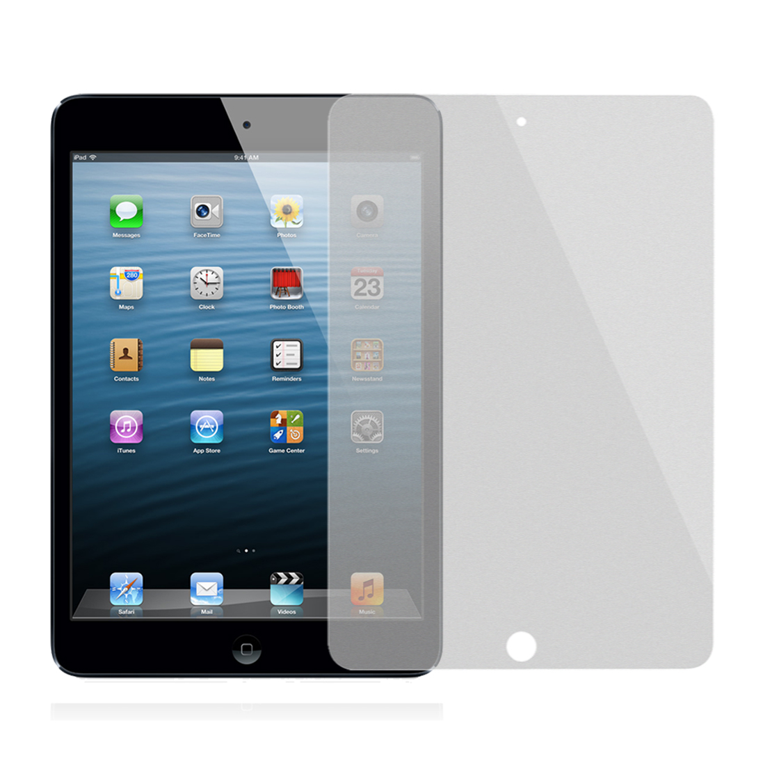 Front Anti-Glare Screen Guard Film Protector for iPad Mini