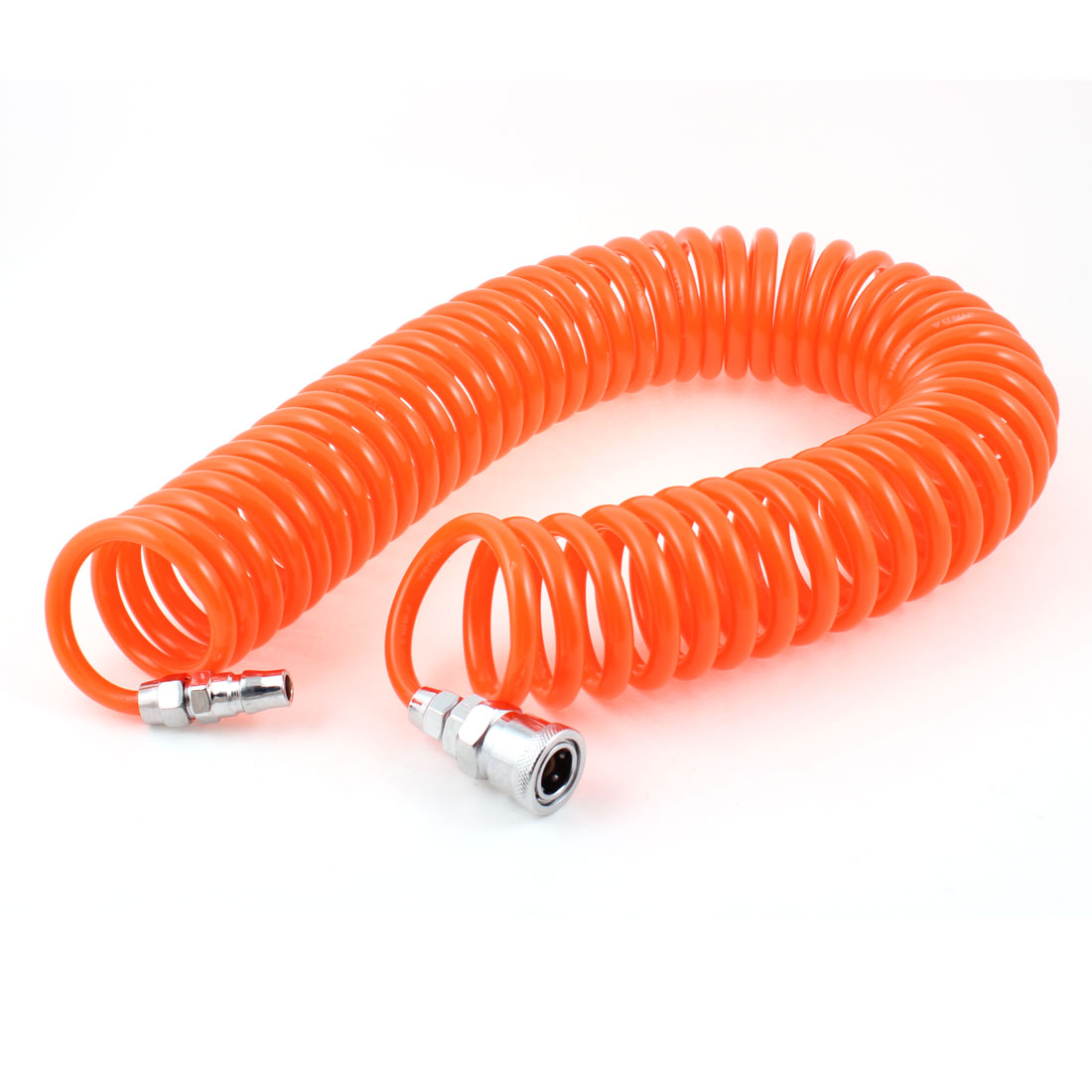 9M 29.5 Ft 8mm x 5mm Flexible PU Recoil Hose Tube for Compressor Air Tool