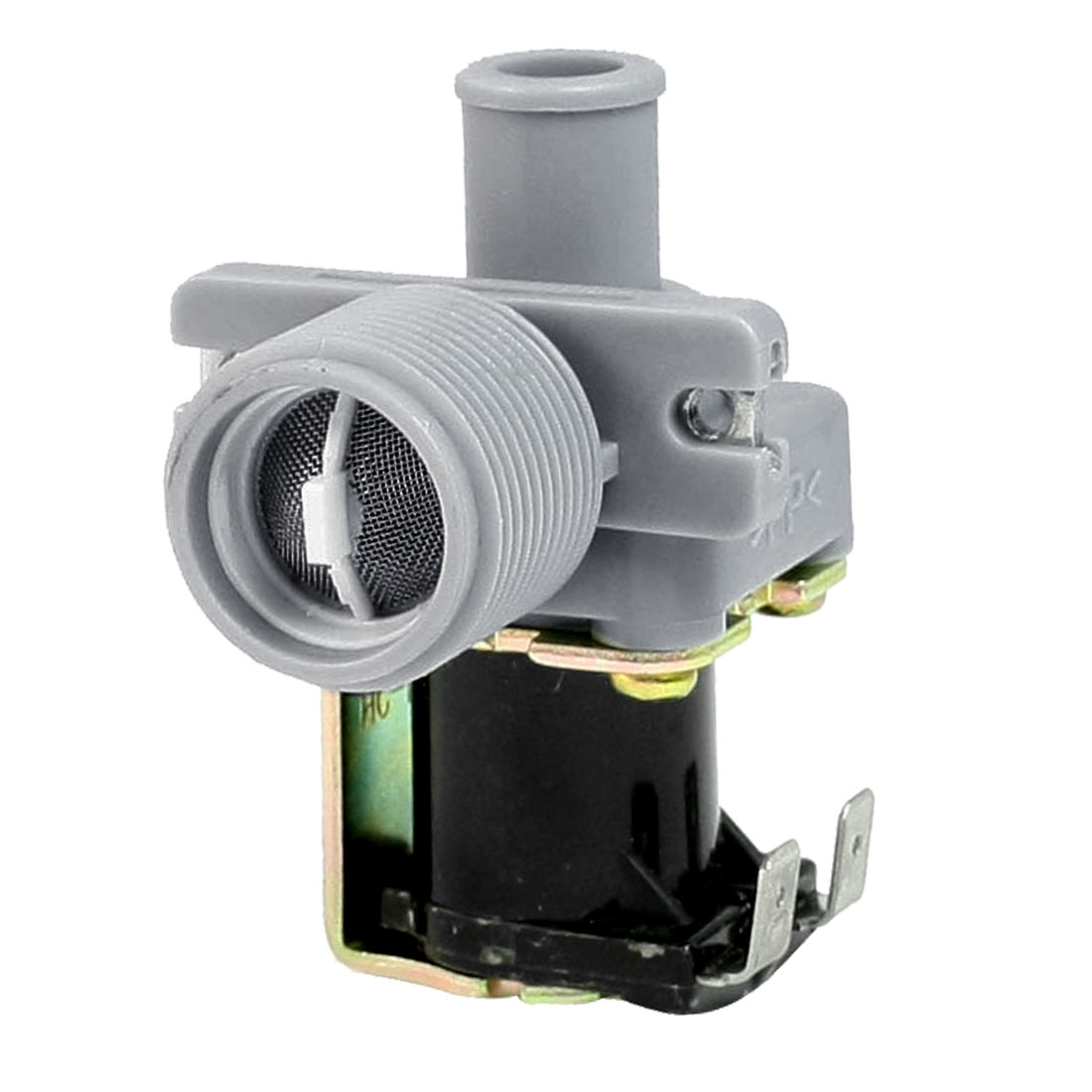 "AC 220/240V 2 Terminals 3/4""PT Thread Water Inlet Solenoid Valve for Washing Machine"