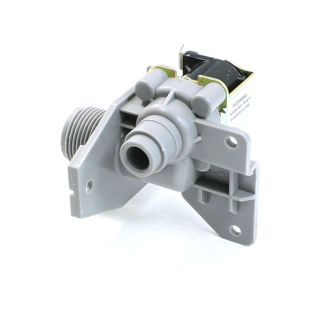 "3/4""PT Water Enter Inlet Solenoid Valve for Washing Machine AC 220/240V"