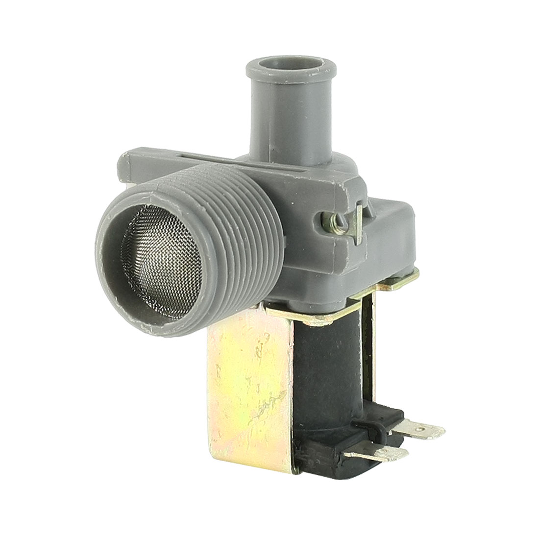 26mm Thread Water Solenoid Valve AC 220V 50Hz for Automatic Washing Machine