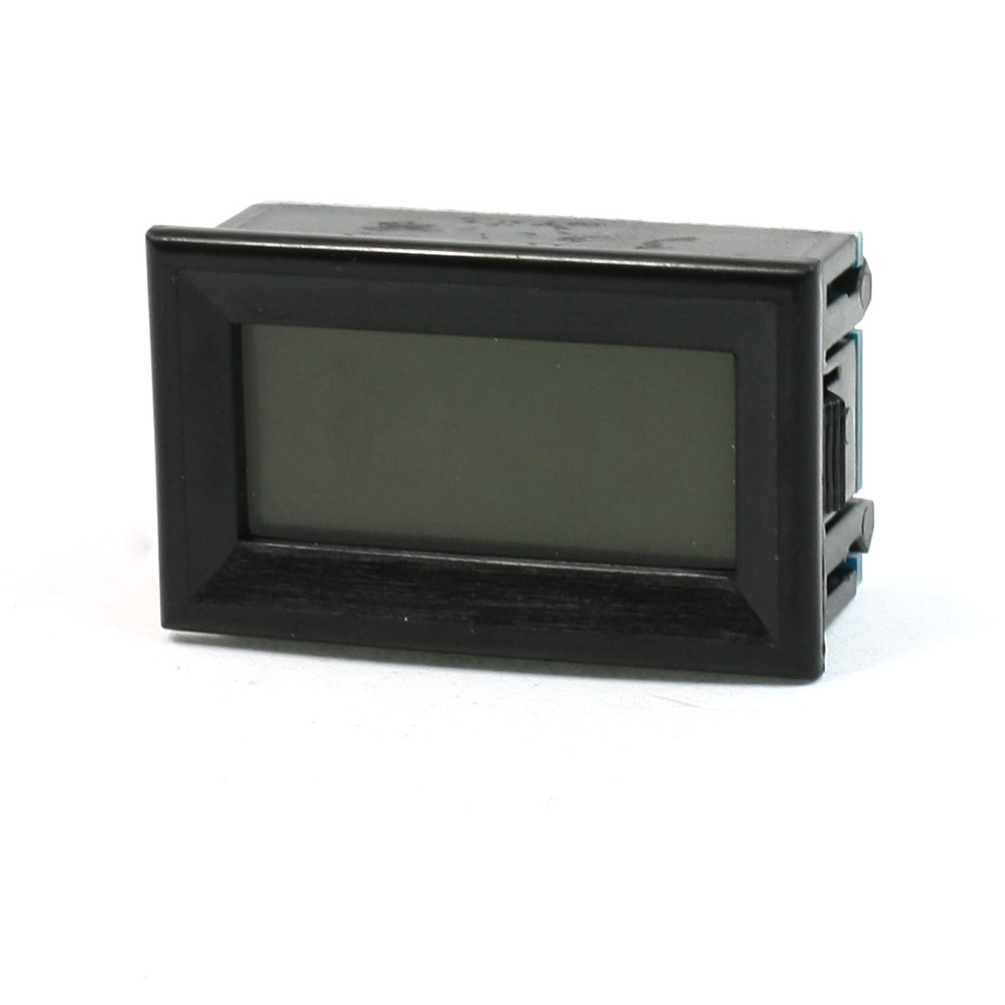 DC 0-20V Measuring Range Digital Display Voltmeter Panel Black