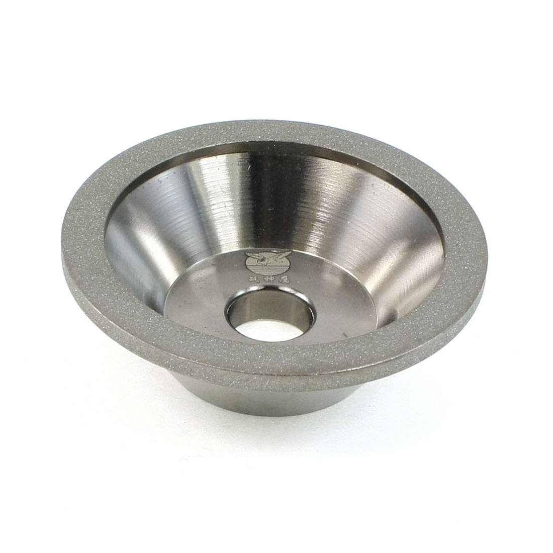 100mm Outside Dia 35mm Thickness Bowl Shape Diamond CBN Grinding Wheels 200#