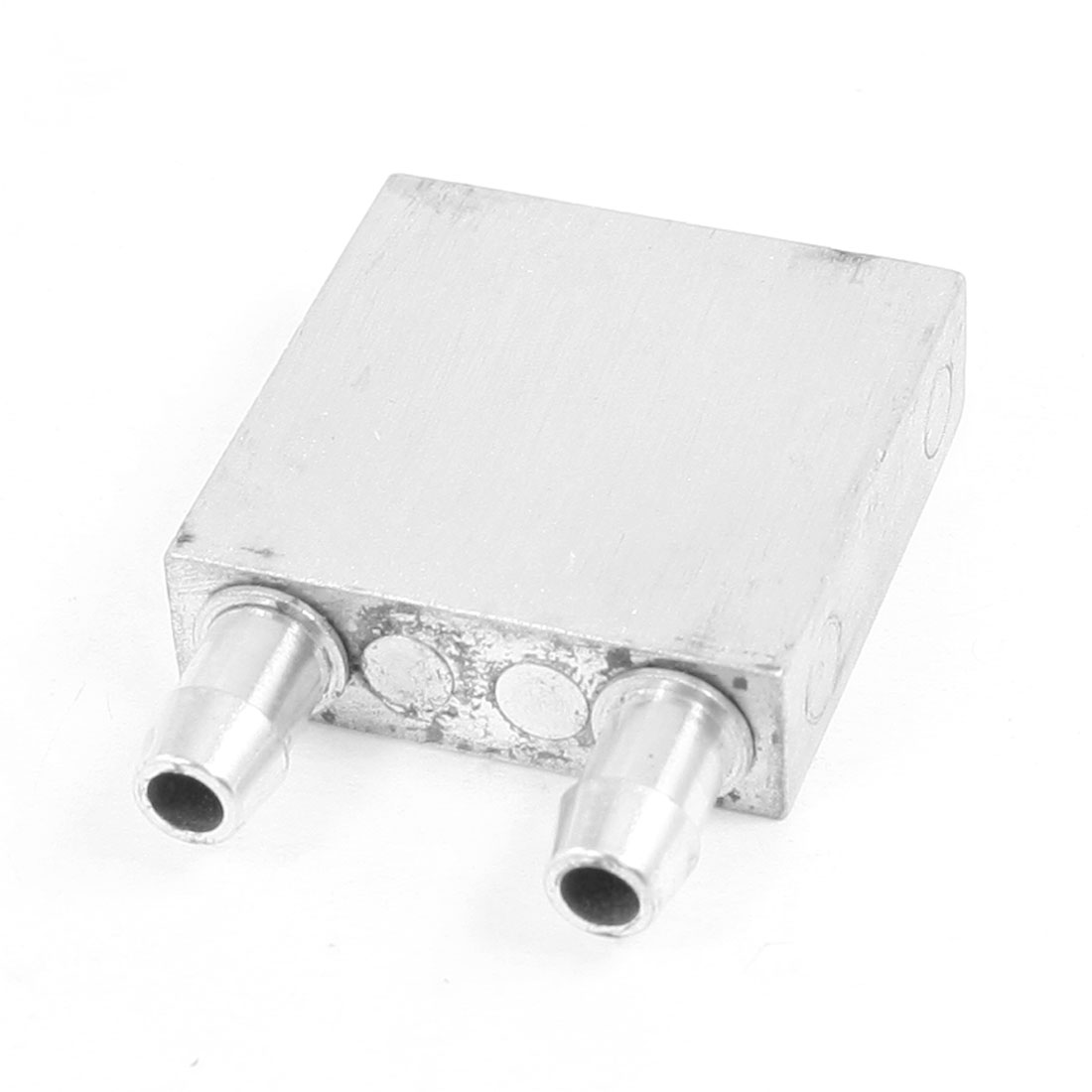 40x40x12mm Aluminum Water Cooling Block for CPU Graphics Radiator Heatsink
