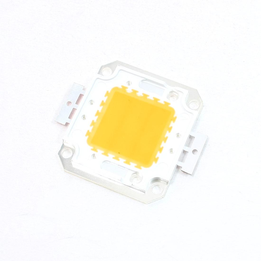 1500-2500LM 2850-3150K 20W High Power Warm White 2x10 IC LED Lamp Blub Beads